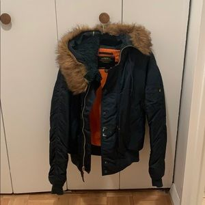 Alpha Industries Small Coat